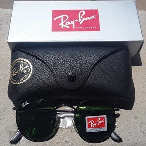 Brand New Rov RayBan Metal Rounds 50mm Never Worn